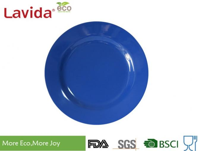 Solid Color Melamine Plates Bowls With Rim Dishwasher Safe Heat Resistance Non - Toxic  sc 1 st  Quality Bamboo Fiber Dinnerware u0026 Bamboo Childrens Dinner Set ... & Solid Color Melamine Plates Bowls With Rim Dishwasher Safe Heat ...