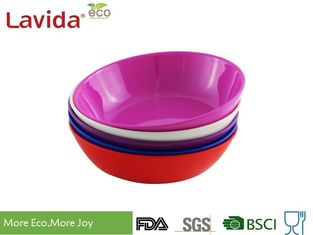 China Phthalate Free Melamine Cereal Bowls High Strength Endurable For Home / Restaurant supplier
