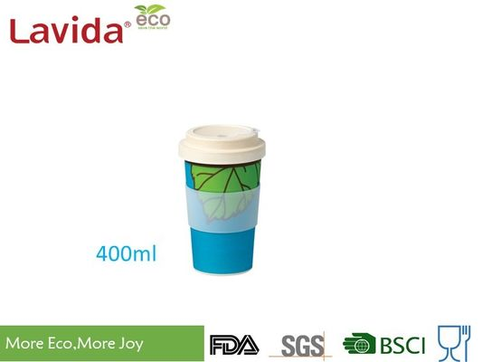 China Heathy Food Grade Reusable Takeaway Coffee Cups Tasteless With Soft Touch Silicone Sleeve factory